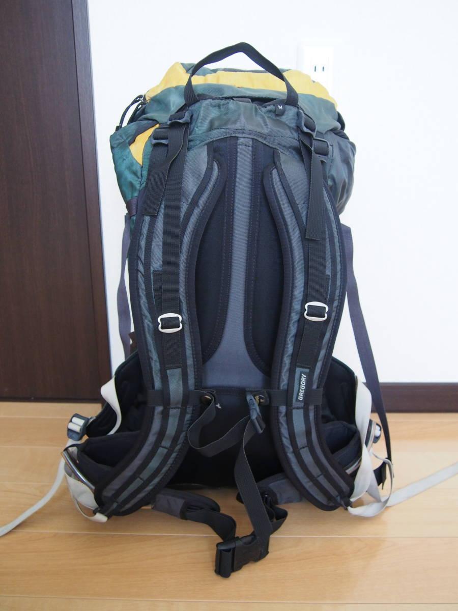 ☆グレゴリー☆ GREGORY ALPINISTO 35 Mサイズ(冬用)中古品