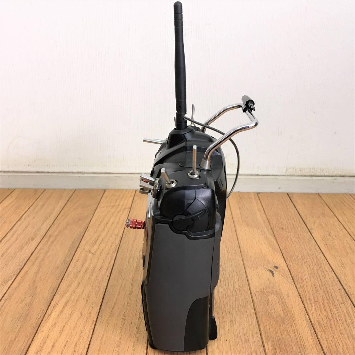 ハイテック/プロポ/AURORA9/ジャンク/HITEC/オーロラ9/2.4GHz/送信機/ラジコン/玩具_画像4