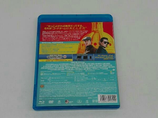 コードネームU.N.C.L.E. ブルーレイ&DVDセット(Blu-ray Disc)_画像2