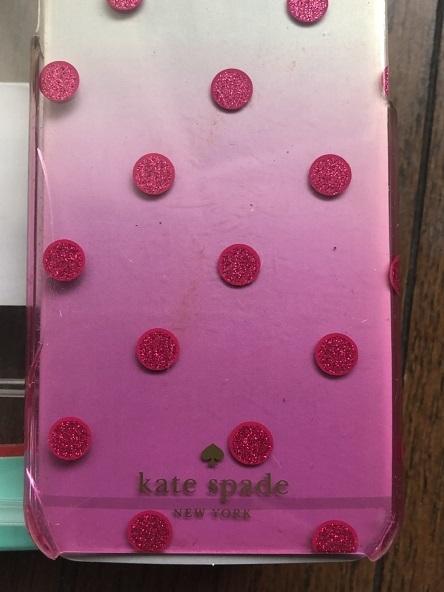 ●Kate spade/ケイトスペード●iPhone6・6sスマホケース_画像3