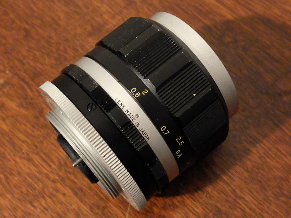 【中古/珍品/ジャンク扱い】ラッキートキナー WIDE AUTO 35mm f2.8〈M42マウント〉:LUCKY-TOKINA Wide Auto 35mm f2.8_画像8