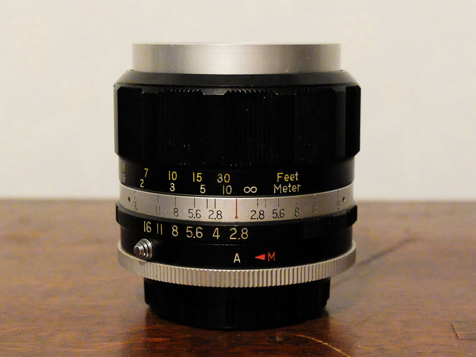 【中古/珍品/ジャンク扱い】ラッキートキナー WIDE AUTO 35mm f2.8〈M42マウント〉:LUCKY-TOKINA Wide Auto 35mm f2.8_画像10