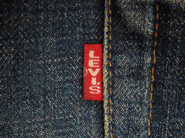 即決★日本製 リーバイス504ZXX★W32 赤耳 ヴィンテージ復刻 ジーンズ Levi's メンズ デニムパンツ TALONジップ ビッグE Gパン SZP99 3g._画像5