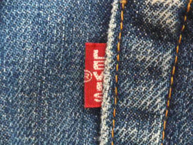 即決★日本製 リーバイス504ZXX★W31 赤耳 ヴィンテージ復刻 ジーンズ Levi's メンズ デニムパンツ TALONジップ ビッグE Gパン SZP100 3g._画像5