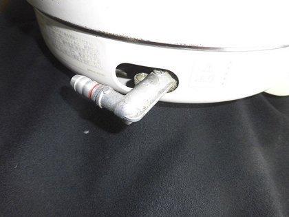 838 リンナイ 業務用 ガス炊飯器 RR-20SF2 2升炊き 4.0L 都市ガス用 店舗 中古 ●送料込_画像4