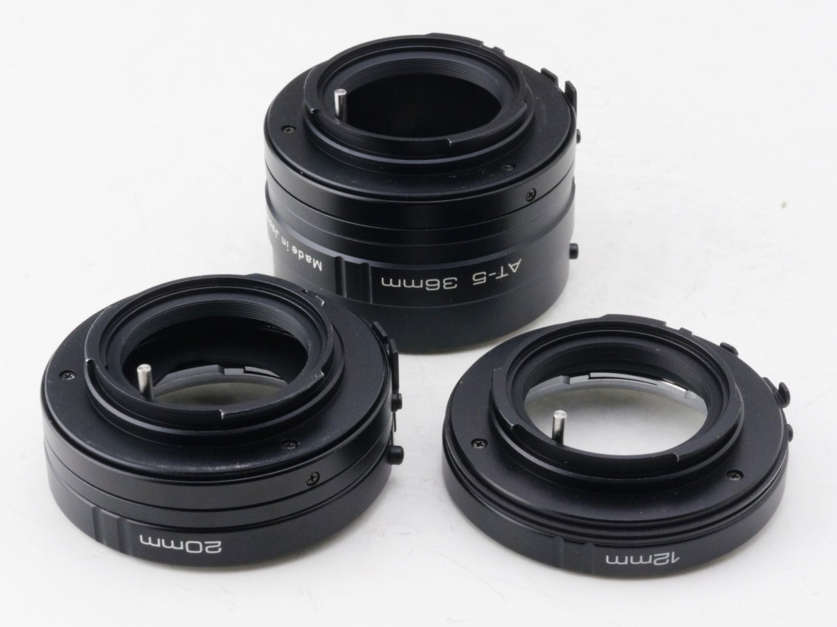 Vivitar Automatic Extension Tube For Minolta MD マウント 接写 リング RING 中間 美品!!!!!! ミノルタ_画像5