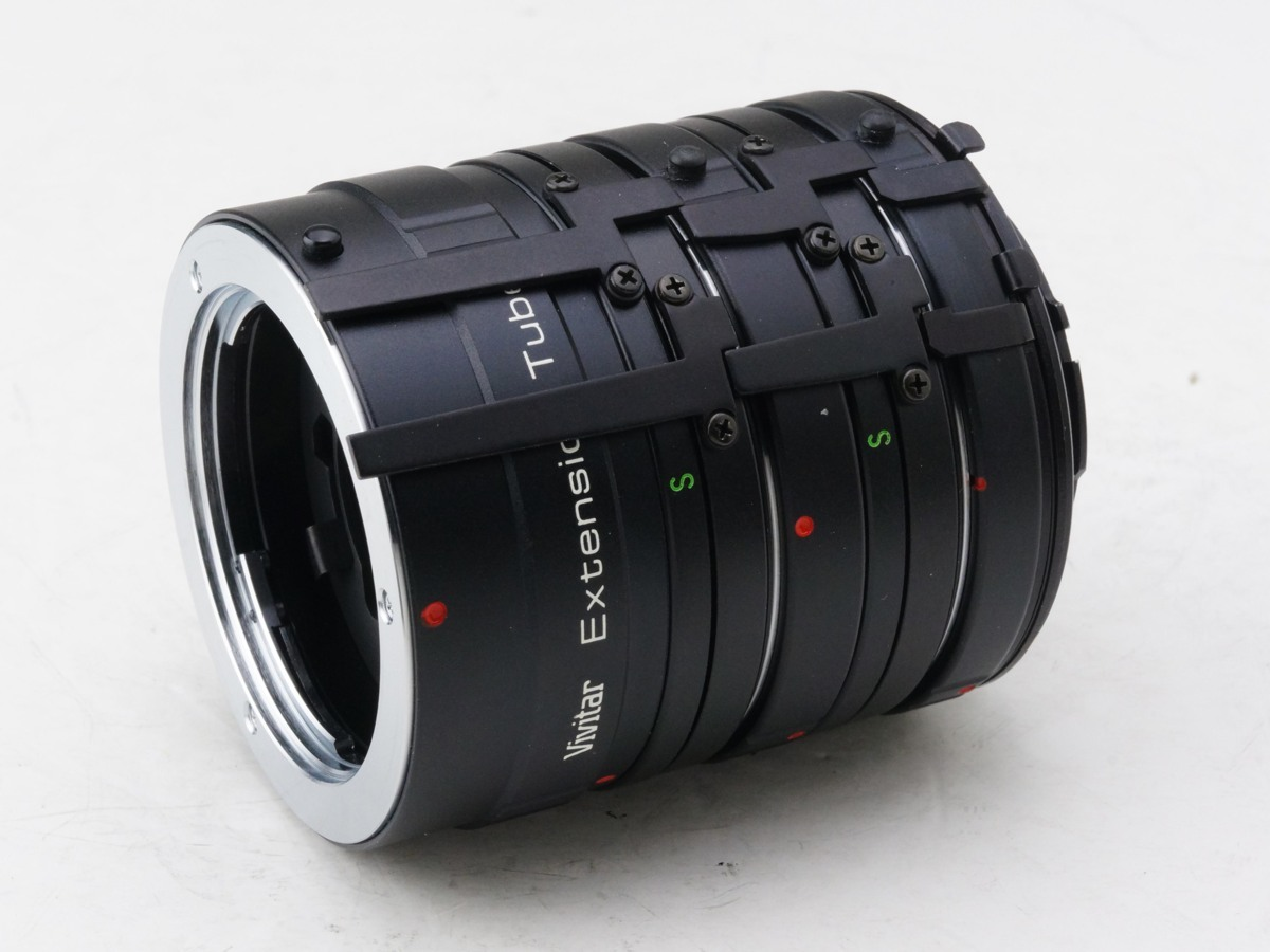 Vivitar Automatic Extension Tube For Minolta MD マウント 接写 リング RING 中間 美品!!!!!! ミノルタ_画像2