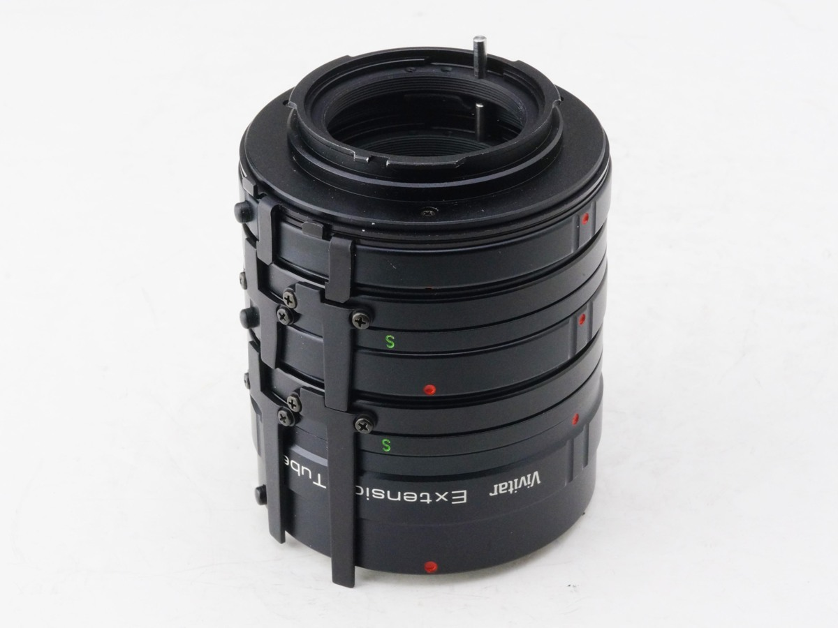 Vivitar Automatic Extension Tube For Minolta MD マウント 接写 リング RING 中間 美品!!!!!! ミノルタ_画像7