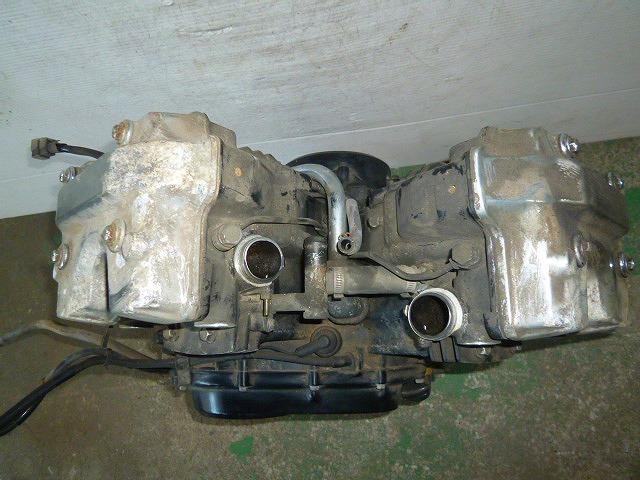 VT250F・MC08・初期型★エンジン本体・初爆確認・15188km★HX1-84_画像5