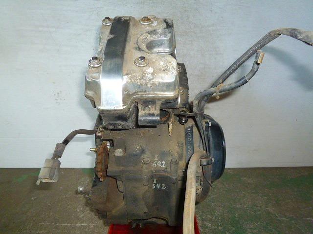 VT250F・MC08・初期型★エンジン本体・初爆確認・15188km★HX1-84_画像6