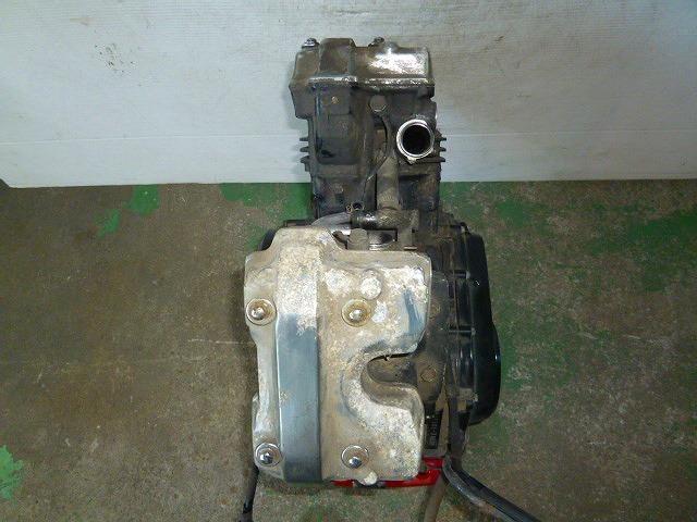 VT250F・MC08・初期型★エンジン本体・初爆確認・15188km★HX1-84_画像8