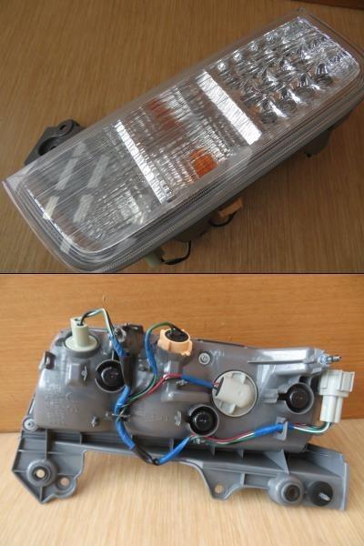 H27 エルグランド PE52 右テールライト/右テールランプ/右テールレンズ/右コンビネーションランプ (ロア分)_画像2