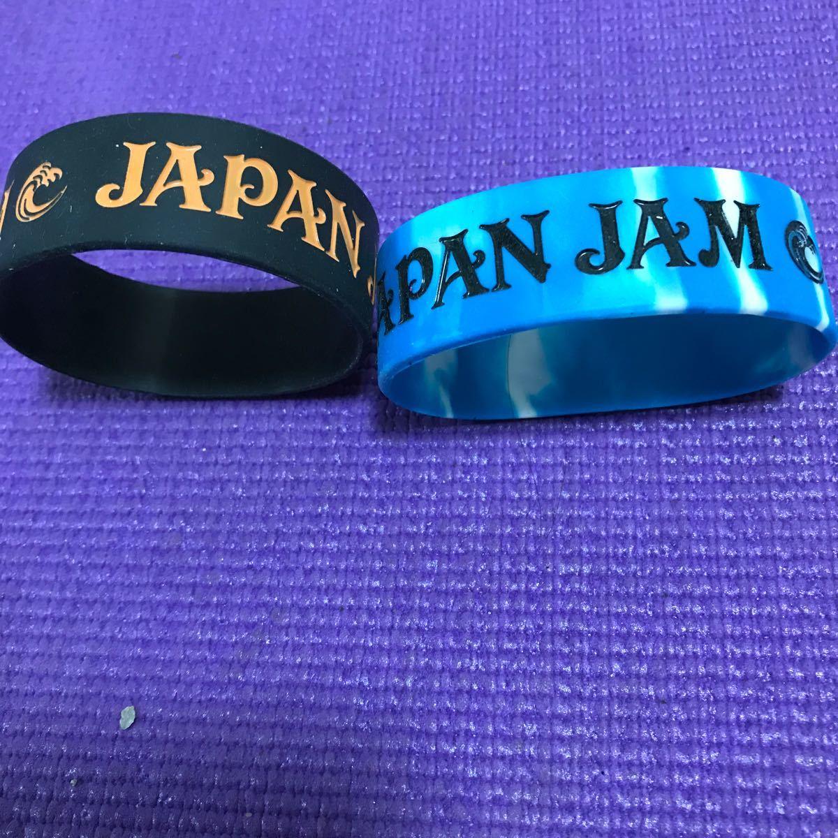 japan jam ラバーバンド ジャパンジャム