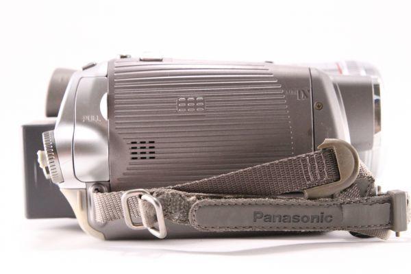★訳あり品★パナソニック Panasonic NV-GS250 デジタルビデオカメラ★動作未確認 部品取り用★51930_画像5