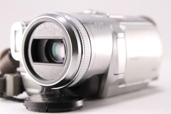 ★訳あり品★パナソニック Panasonic NV-GS250 デジタルビデオカメラ★動作未確認 部品取り用★51930_画像1