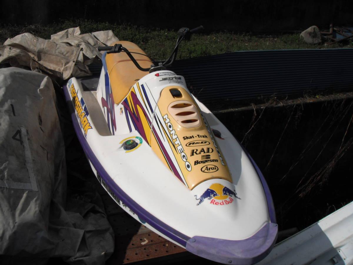 「☆☆☆ 希少艇 タイガーシャーク淡水使用 絶好調 ☆☆☆」の画像1