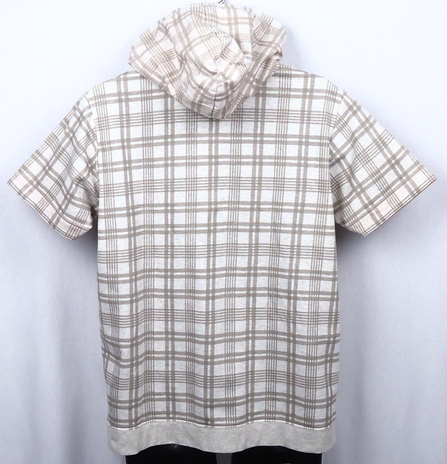 《郵送無料》■Ijinko★ハッシュパピーアパレル Hush Puppies Apparel★ M サイズ半袖パーカシャツ