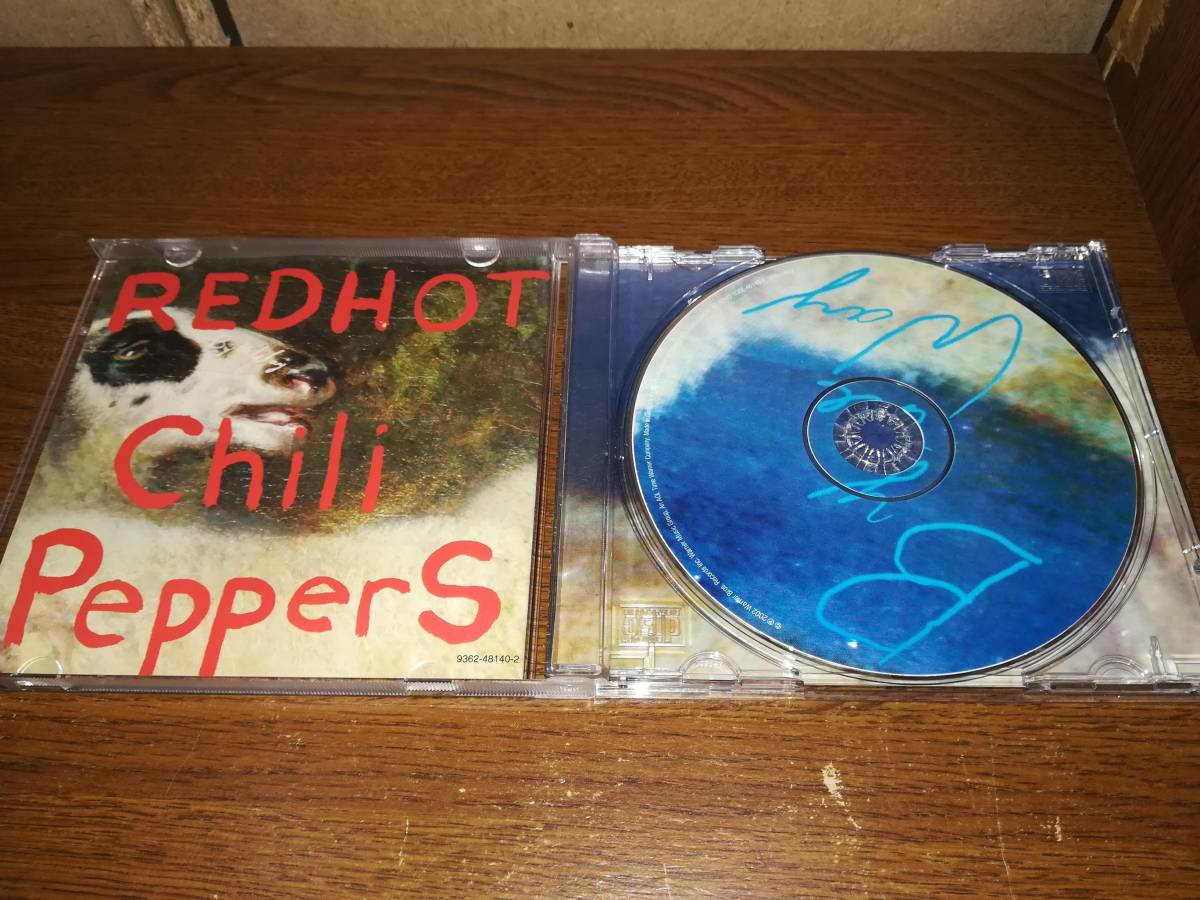 x1593【CD】Red Hot Chili Peppers / By The Way / レッド・ホット・チリ・ペッパーズ_画像2