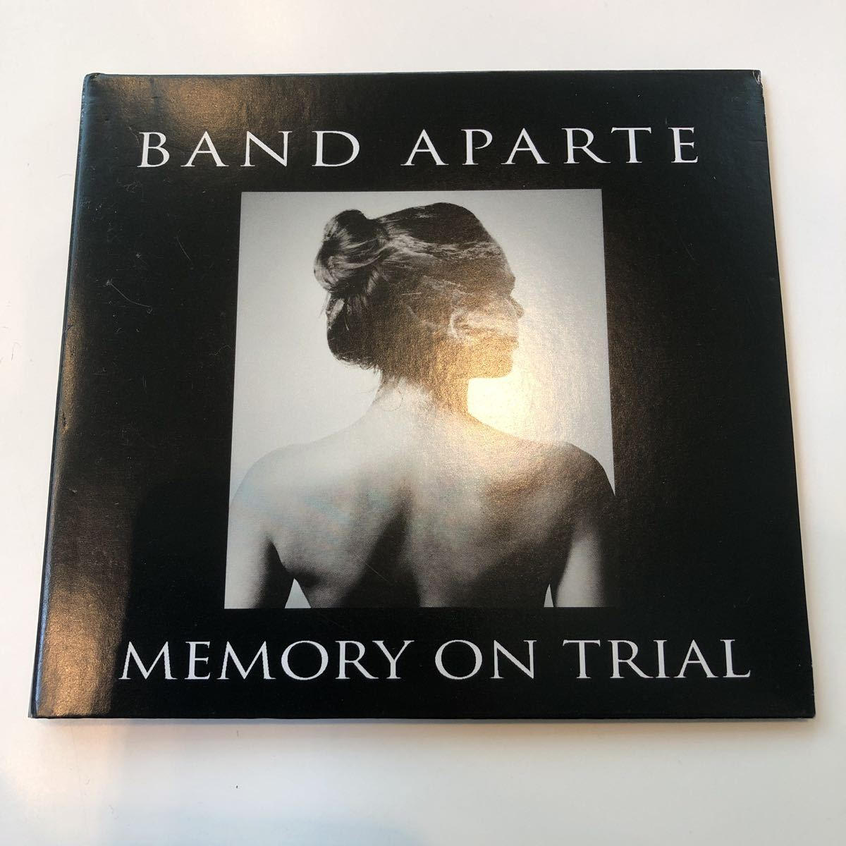 Band Aparte Memory On Trial プログレッシブ