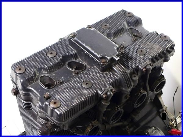 【EF】希少♪GSX-R750RG SP LTD 乾式クラッチ 実働エンジン♪_画像4