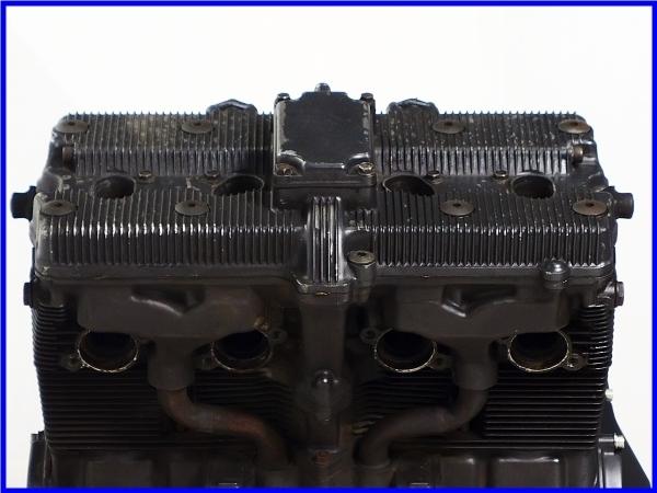 【EF】希少♪GSX-R750RG SP LTD 乾式クラッチ 実働エンジン♪_画像5