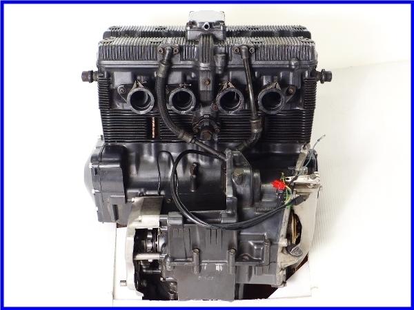 【EF】希少♪GSX-R750RG SP LTD 乾式クラッチ 実働エンジン♪_画像6