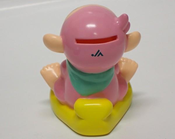 ★さる★猿★ピンク★JA東京スマイル★貯金箱★_画像3