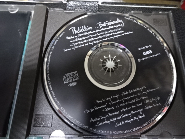 PHIL COLLINS「...BUT SERIOUSLY」1989年日本盤帯付WMC5-9 フィル・コリンズ_画像2