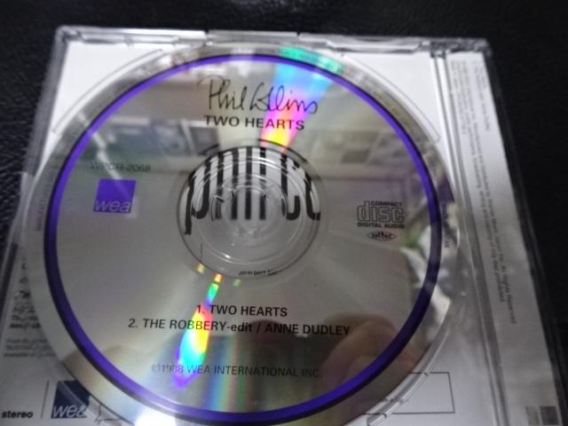 PHIL COLLINS「 A GROOVY KIND OF LOVE 恋はごきげん」1998年日本盤シングル帯付WPCR-2067フィル・コリンズ_画像2