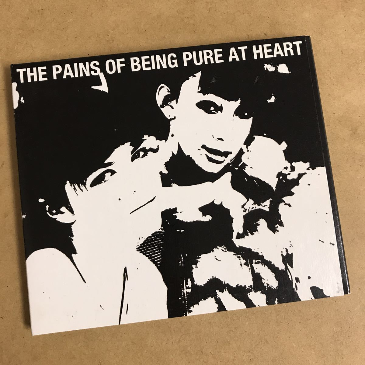 The Pains of Being Pure at Heart名盤1st slumberland輸入盤シューゲイザー/ネオサイケ/ドリームポップ/ギターポップ MY BLOODY VALENTINE_画像1