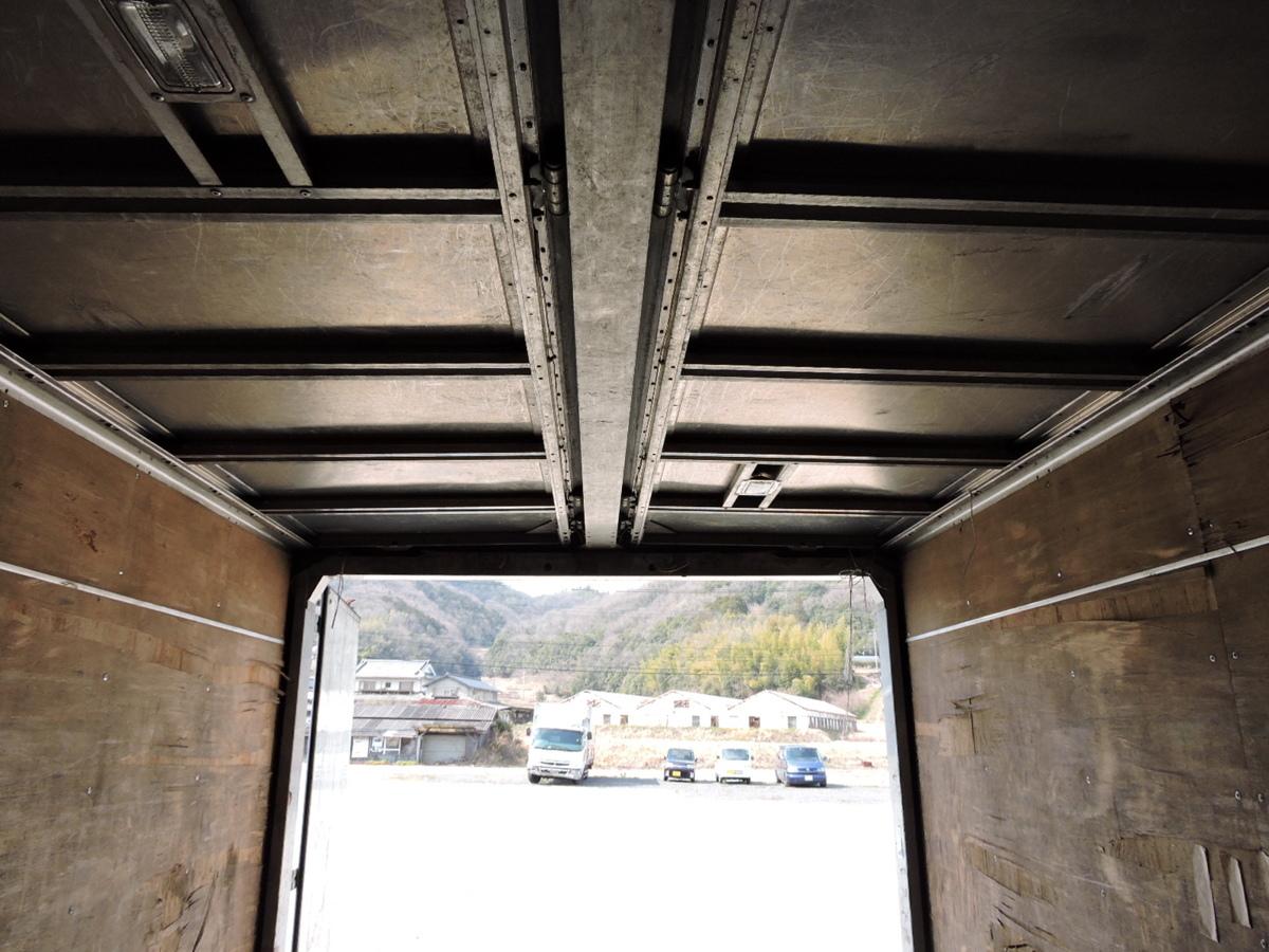 Z467 アルミウイング 荷台 4トン 日本フルハーフ フルハーフ ※引取り限定※_画像9