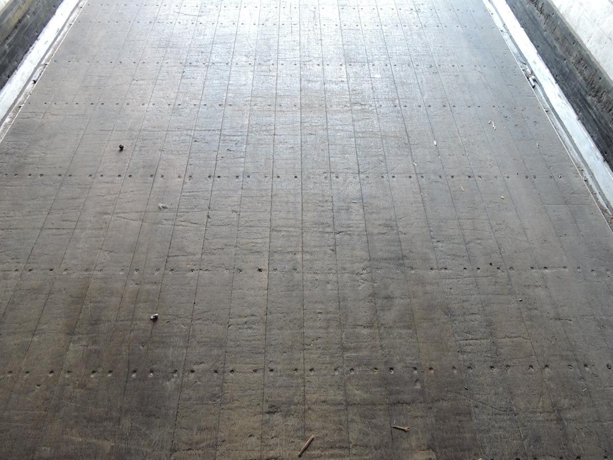 Z467 アルミウイング 荷台 4トン 日本フルハーフ フルハーフ ※引取り限定※_画像10