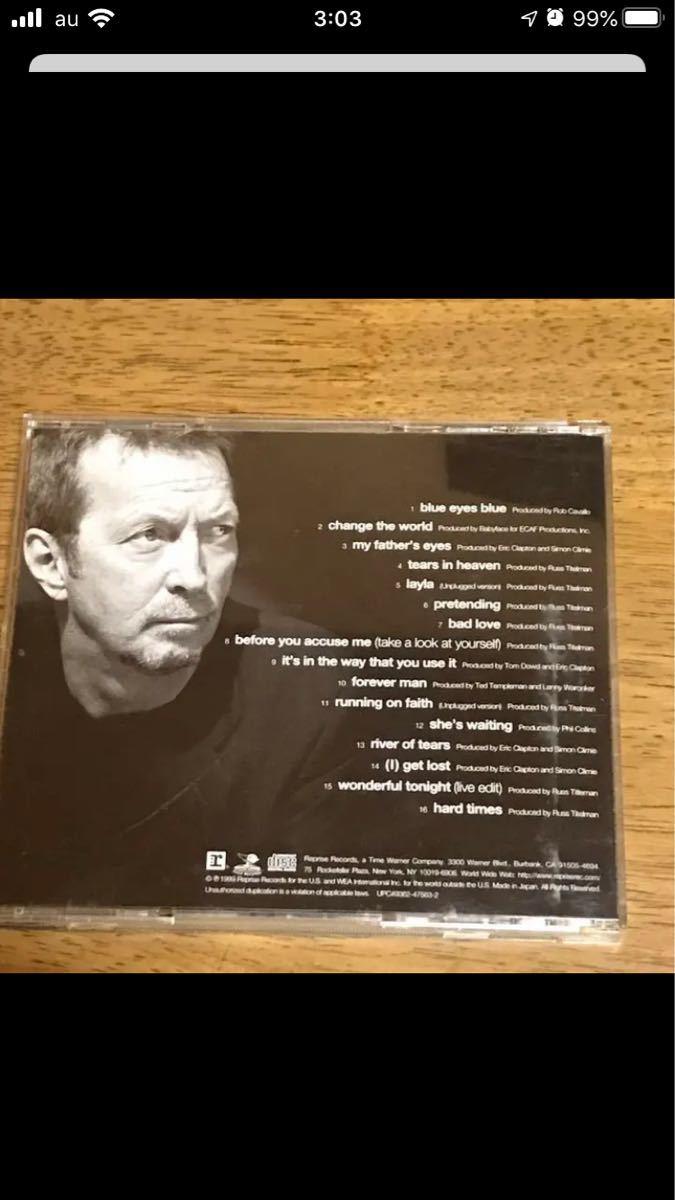 中古CD  エリック・クラプトン