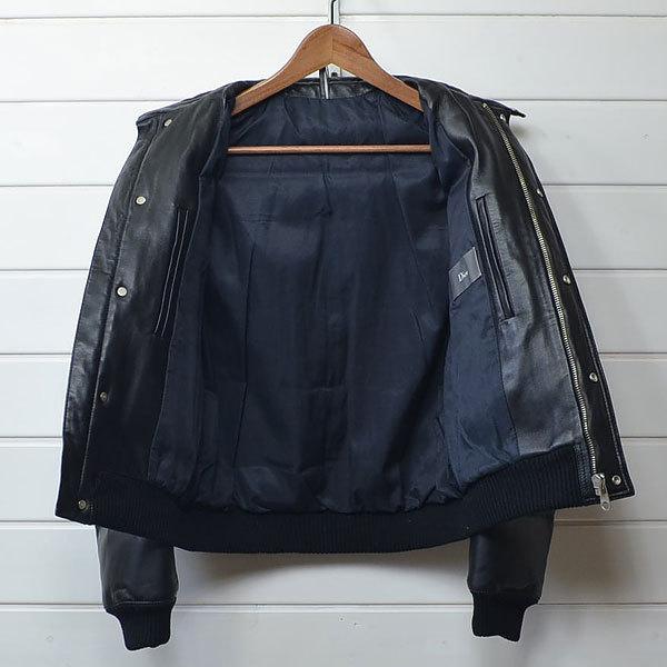ディオールオム レザー ダウン ジャケット Dior homme|20c0206*B_画像3