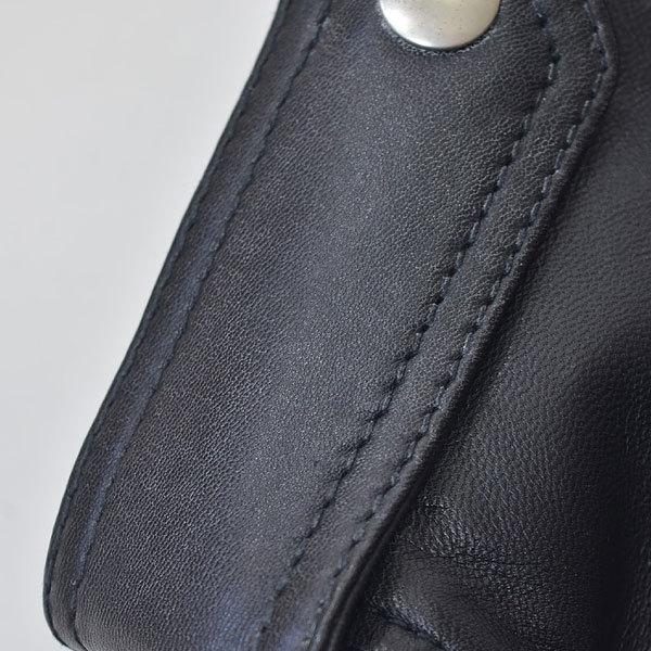 ディオールオム レザー ダウン ジャケット Dior homme|20c0206*B_画像8
