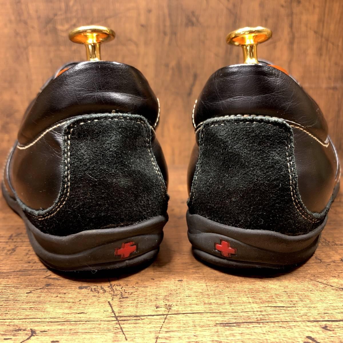 ■CASTELBAJAC■ 26cm 黒 ブラック カステルバジャック スニーカー メンズ 靴 くつ 中古 ヤフネコ 即決_画像5