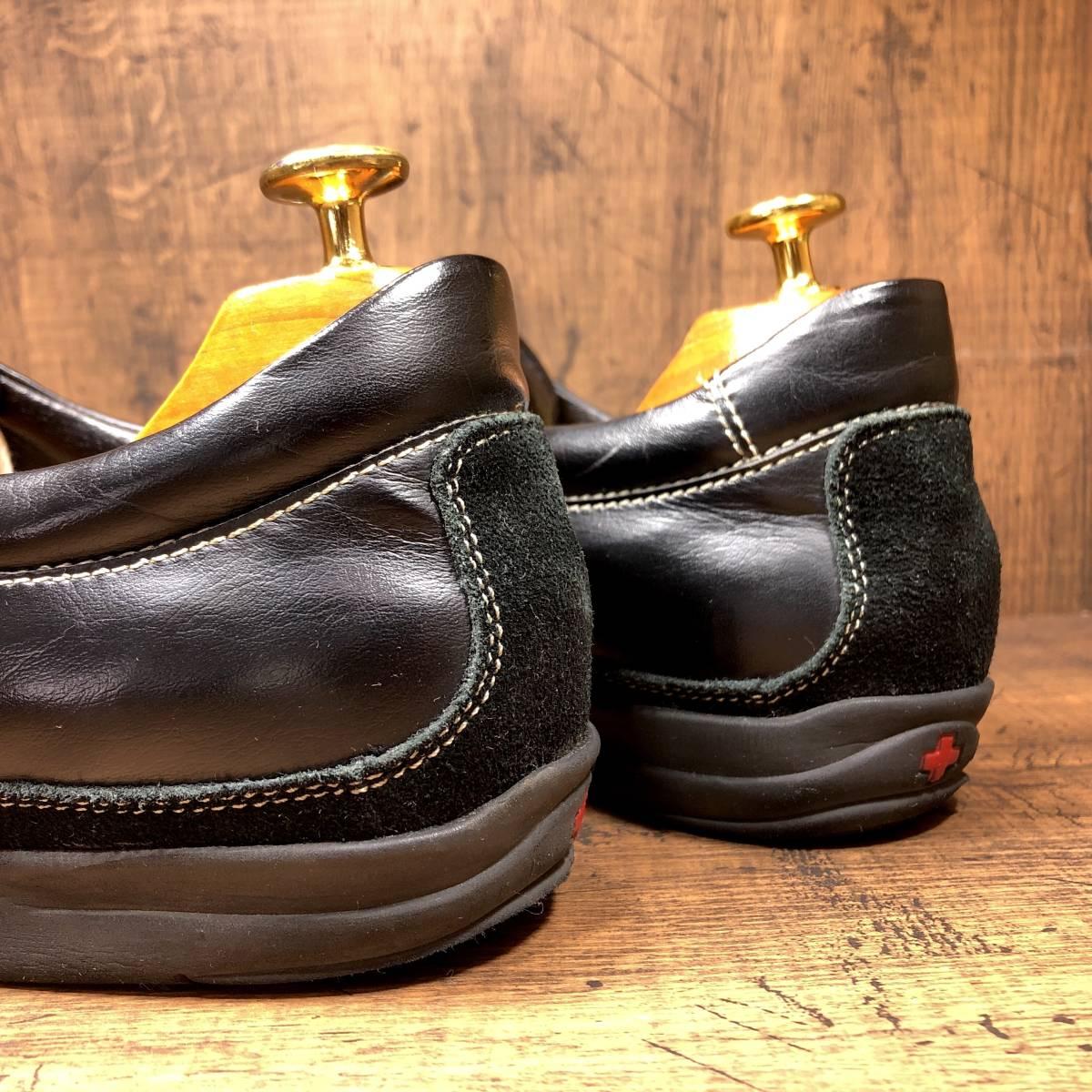 ■CASTELBAJAC■ 26cm 黒 ブラック カステルバジャック スニーカー メンズ 靴 くつ 中古 ヤフネコ 即決_画像7