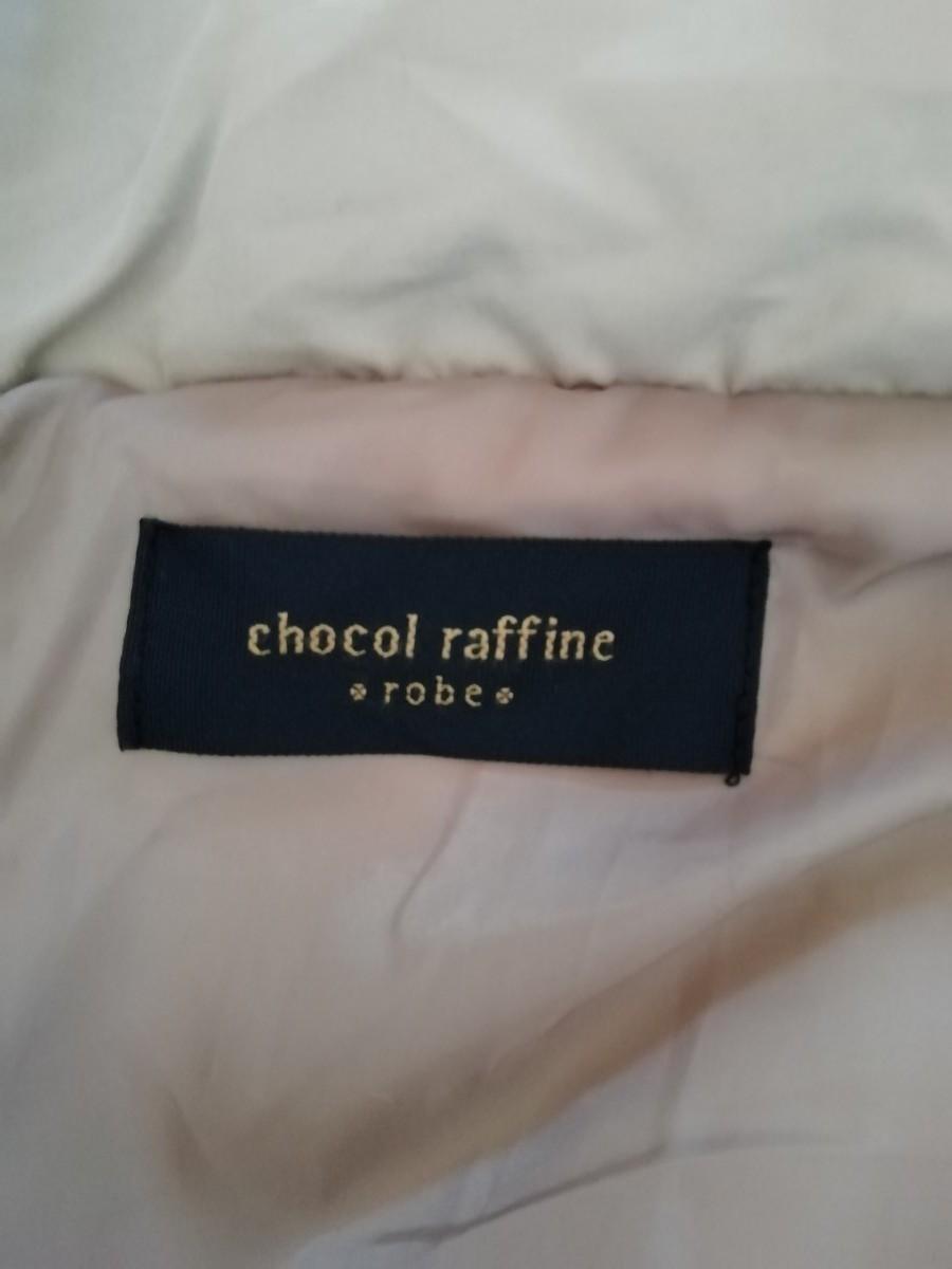 chocol raffine robe ブルゾン