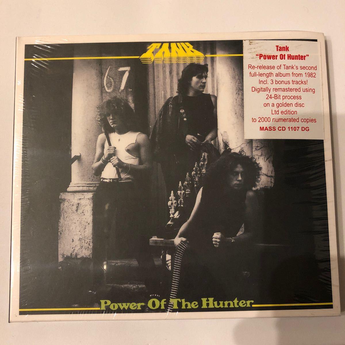 Tank / Power Of Hunter(輸入盤CD)世界2,000枚限定盤