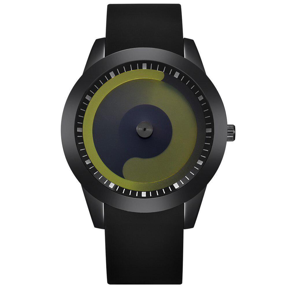 ファッション男性のミニマリストウォッチメッシュバンドステンレス鋼アナログクォーツ腕時計高級シルバー腕時計男性レロジオ Masculino_画像6