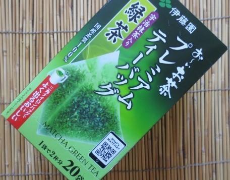 伊藤園 おーいお茶プレミアムティーバック緑茶 20袋入_画像2