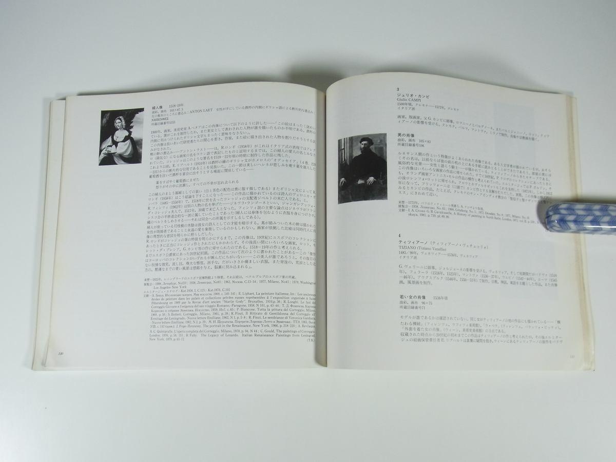 エルミタージュ美術館展 ヨーロッパ絵画 ルネサンスからロココまで 北海道立近代美術館 1985 大型本 展覧会 図版 図録 作品集 芸術 洋画_画像9