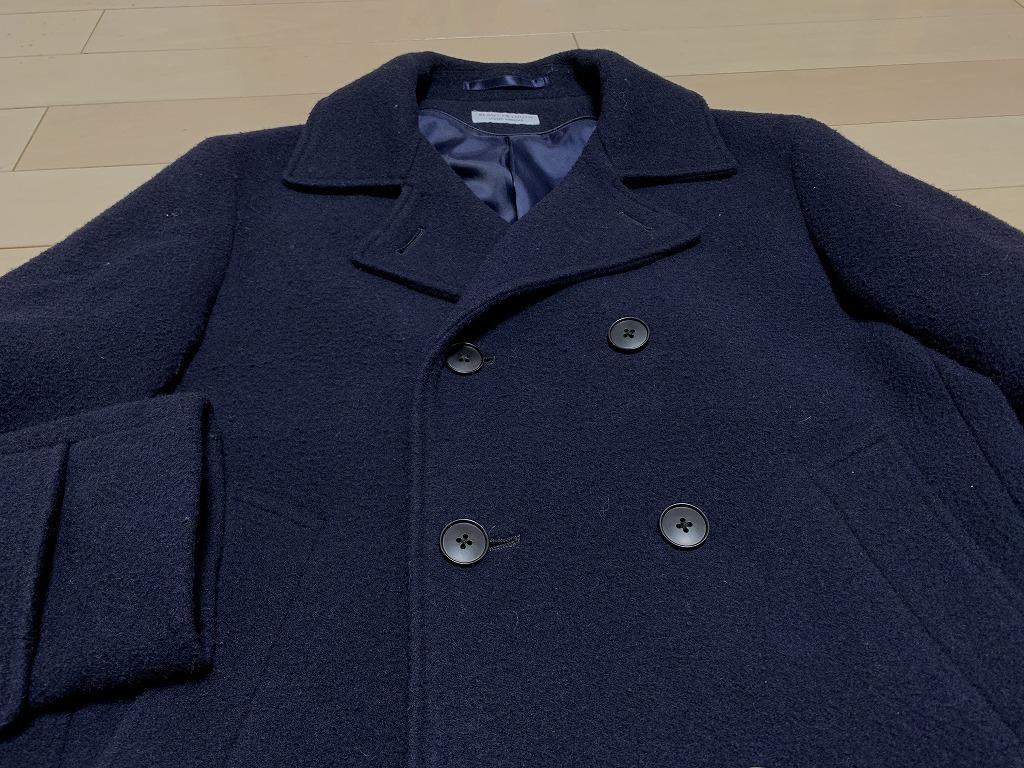 UNITED ARROWS ユナイテッドアローズ コート ネイビー Mサイズ