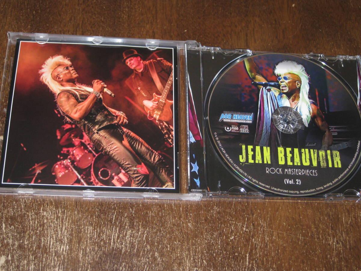 JEAN BEAUVOIR ジョン・ボヴワー / ROCK MASTERPIECES VOL.2 ロック・マスターピーセス デジタル・リマスター輸入盤 ほぼ新品