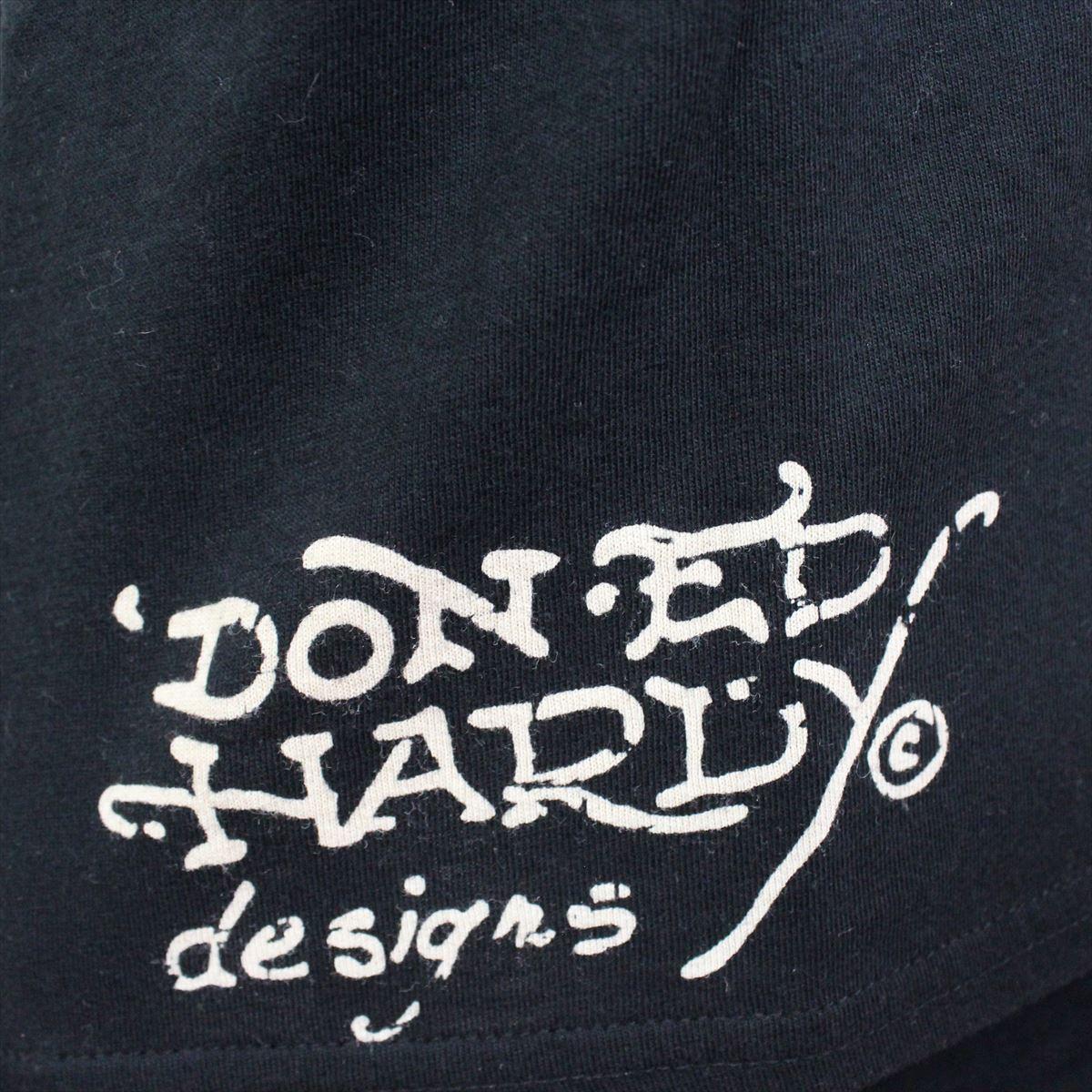 エドハーディー ED HARDY メンズ半袖Tシャツ ブラック Mサイズ NO18 新品 NEW YORK CITY_画像5