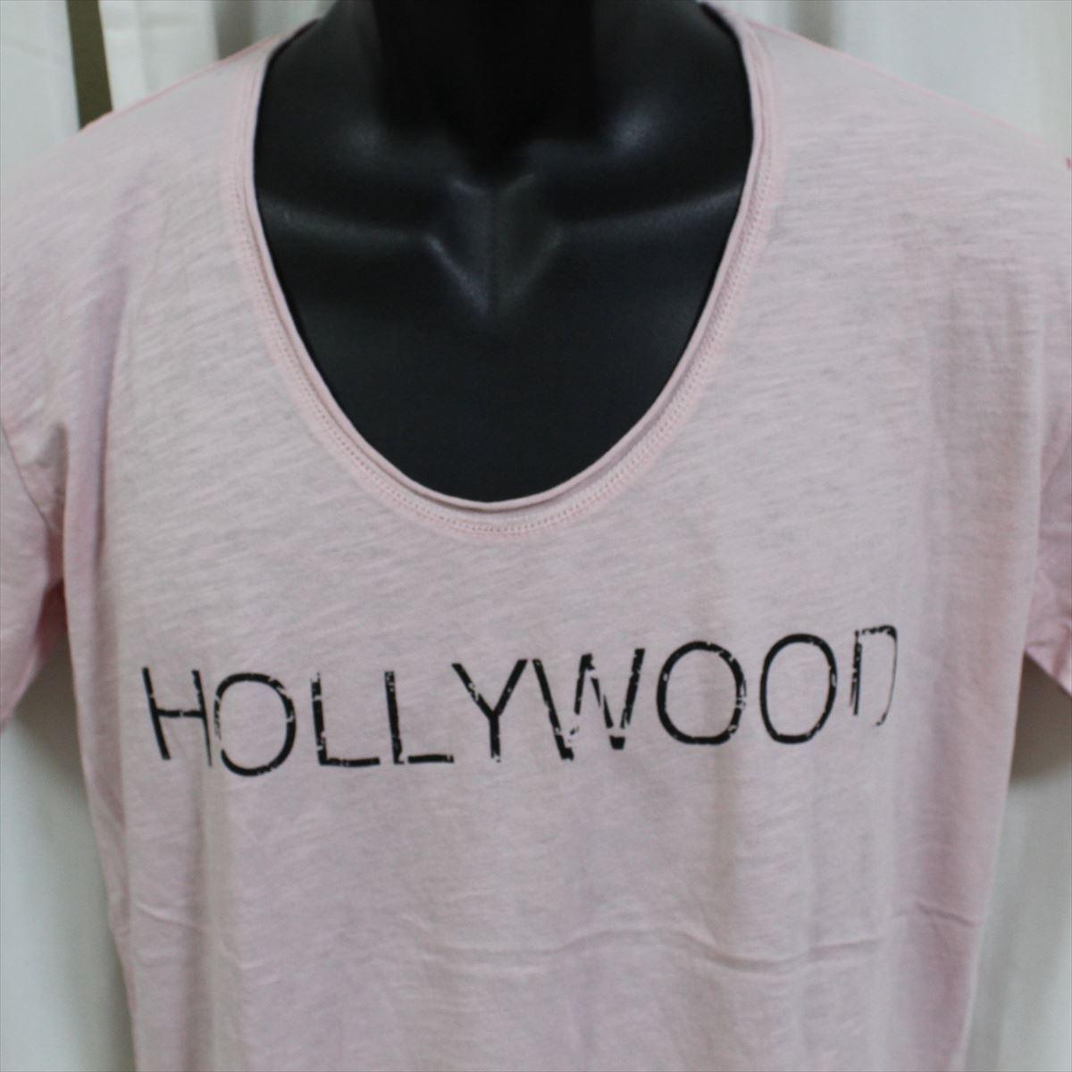 エドハーディー ED HARDY メンズ半袖Tシャツ ピンク Mサイズ NO65 新品 USA_画像2
