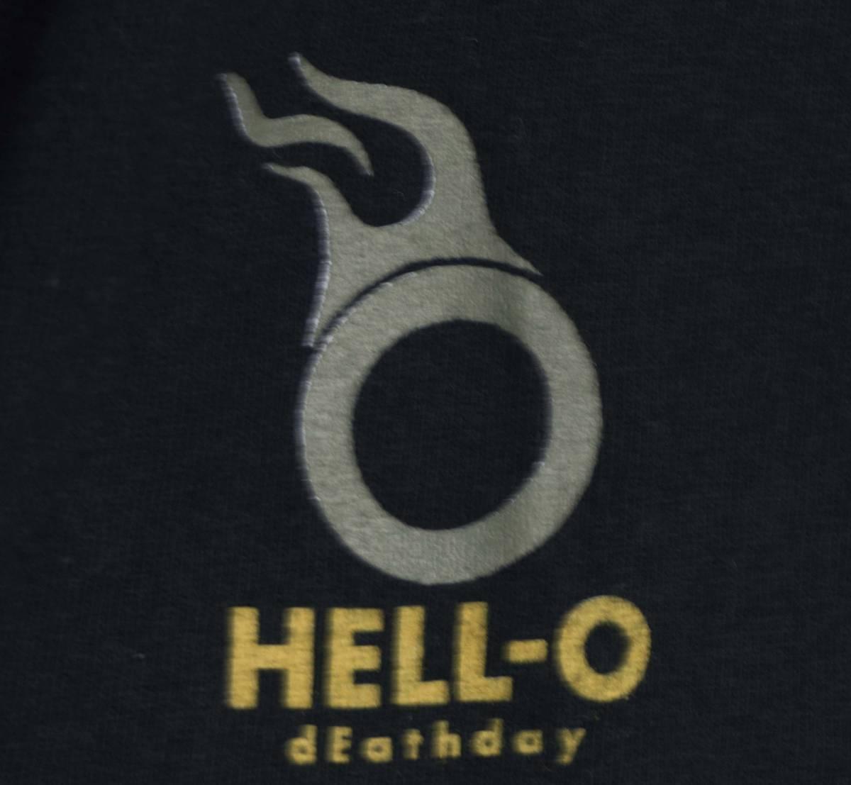 激レア! 00's SKINNY PUPPY 『THE GREATER WRONG OF THE RIGHT』 ツアー Tシャツ COIL MINISTRY MARILYN MANSON NINE INCH NAILS KMFDM_画像6