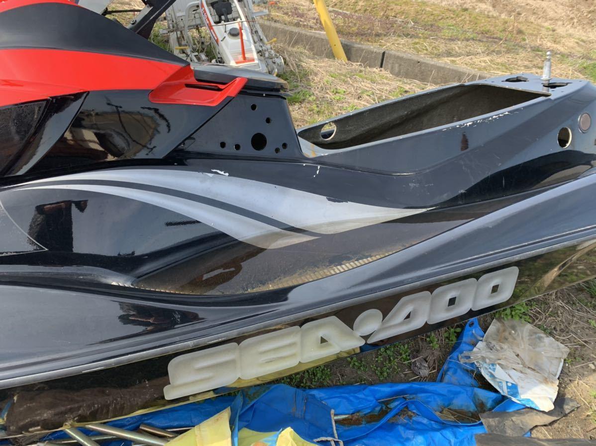 ジェットスキー SEADOO 外装のみ 新潟県燕市にあり 引き取り_画像2