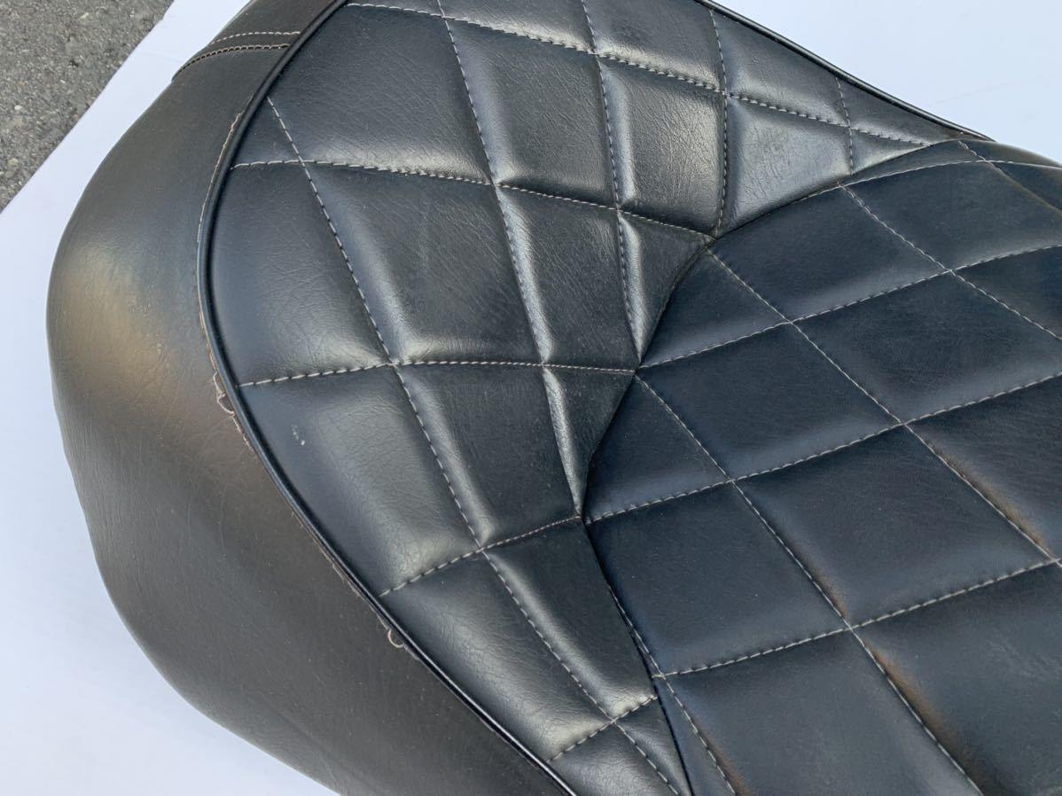 マジェスティ SG03J 250cc シート 3点セット タンデムバー付 純正品 ヤマハ_画像4