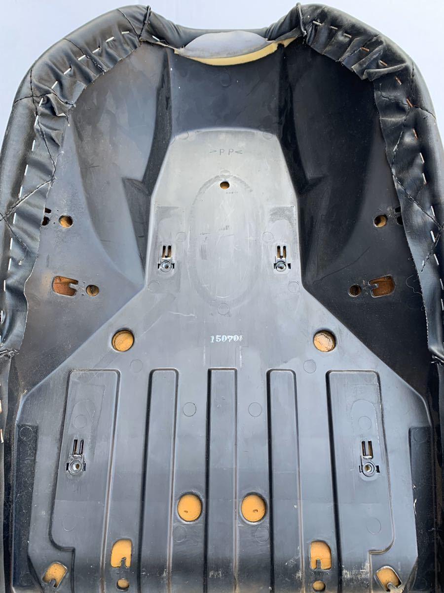 マジェスティ SG03J 250cc シート 3点セット タンデムバー付 純正品 ヤマハ_画像5